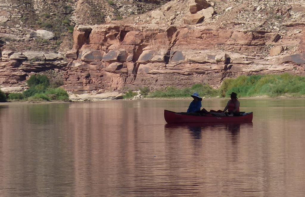 Guided Canoeing-Longmont-Canoeing-Boulder-Canoeing-Utah