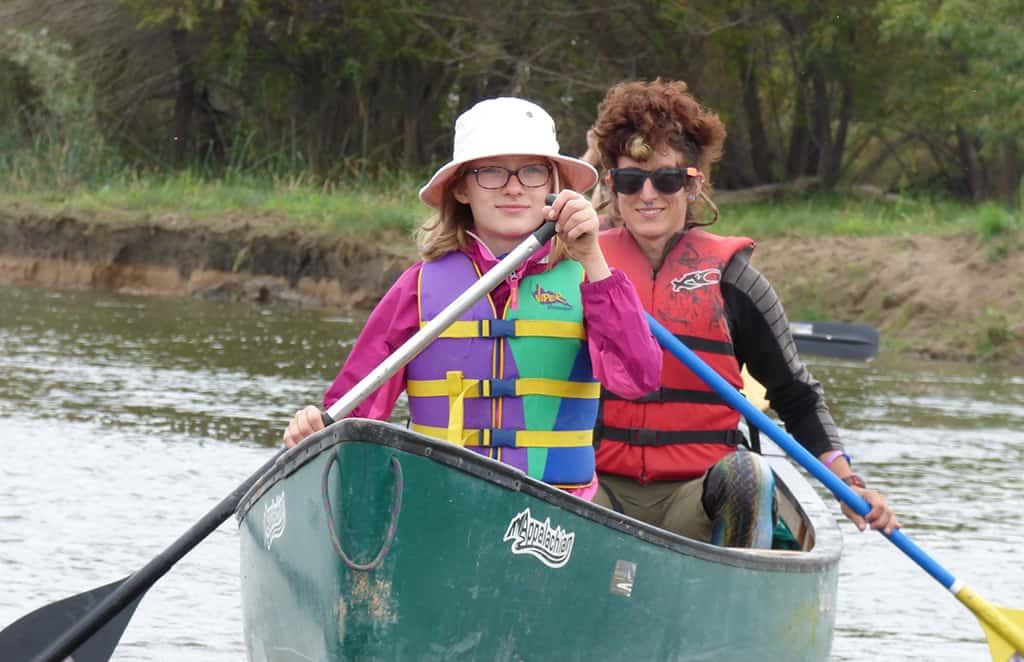 canoeing canoe-guides-boulder