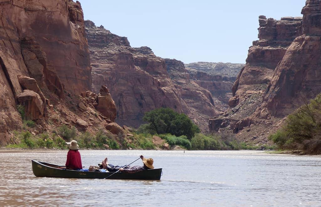 Canoe-Trips-Utah