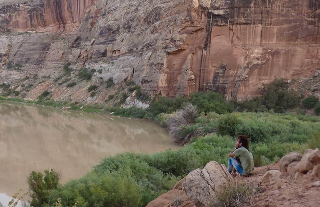 Canoe-Utah
